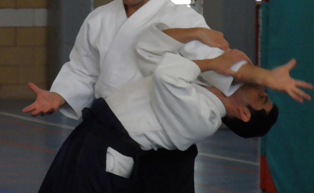 El Aikido en Sevilla y la práctica